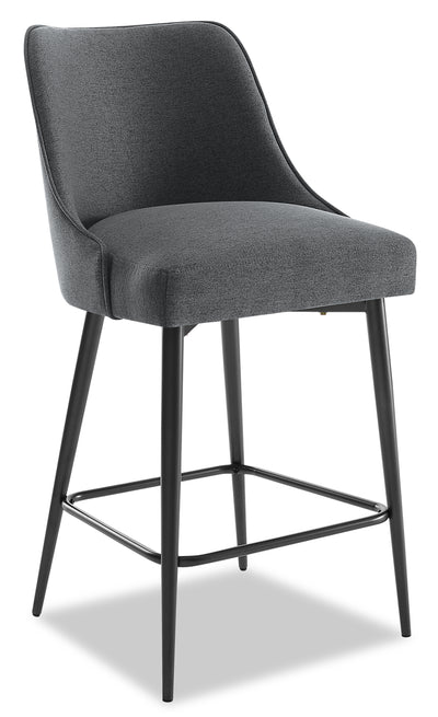 Olson Counter-Height Dining Chair - Grey|Chaise de salle à manger Olson de hauteur comptoir - grise|OLSOGCSC
