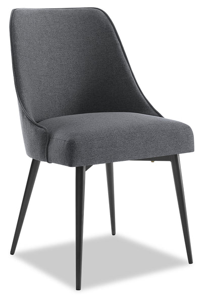 Olson Dining Chair - Grey - {Modern} style Dining Chair in Grey {Metal}