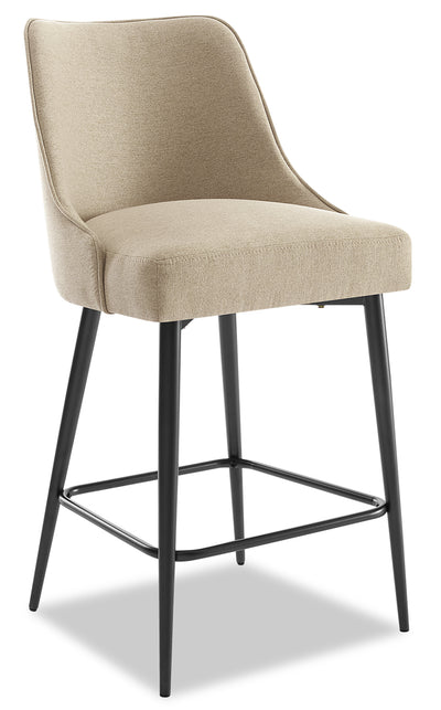 Olson Counter-Height Dining Chair - Taupe|Chaise de salle à manger Olson de hauteur comptoir - taupe|OLSOTCSC