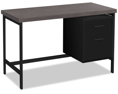 "Orion 48"" Computer Desk with Two Drawers