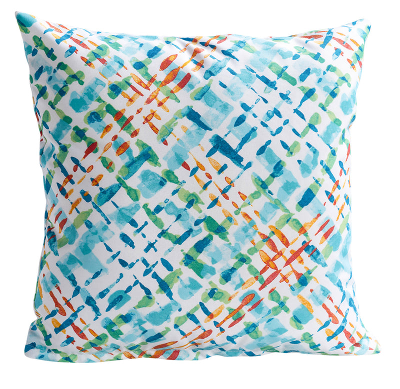 Off the Grid Outdoor Accent Pillow|Coussin décoratif Off the Grid pour l'extérieur