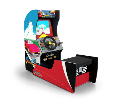 Straight Forward Sales Arcade Cabinet - Arcade1Up Sega OutRun™ Seated Arcade Cabinet