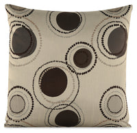 Designed2B Fabric Accent Pillow - Stone