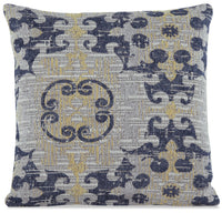 Designed2B Chenille Accent Pillow - Lapis