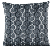 Designed2B Fabric Accent Pillow - Azure