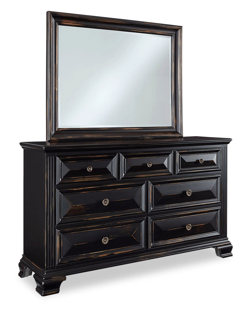 Dressers Chests And Mirrors The Brick