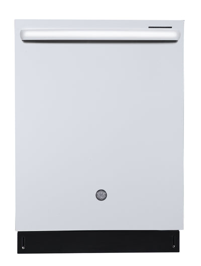 GE Profile Built-In Tall Tub Dishwasher with Stainless Steel Tub - PBT650SGLWW - Dishwasher in White