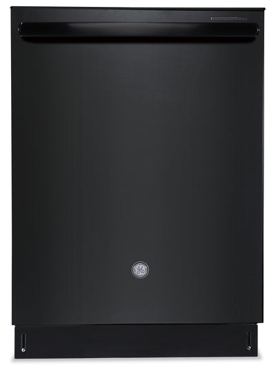 GE Profile 45 dB Built-In Dishwasher with Stainless Steel Tub - PBT660SGLBB - Dishwasher in Black