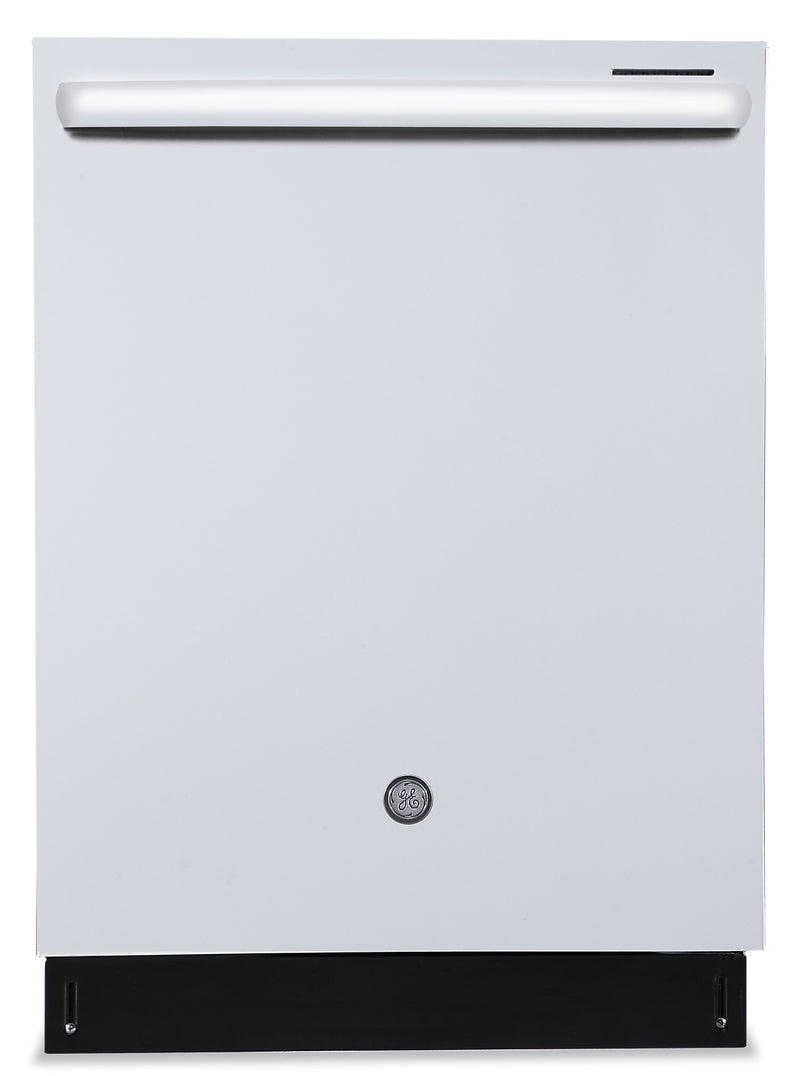 GE Profile 45 dB Built-In Dishwasher with Stainless Steel Tub - PBT660SGLWW - Dishwasher in White