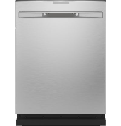 GE Profile Top-Control Dishwasher with Stainless Steel Tub - PDP715SYNFS - Dishwasher in Stainless Steel