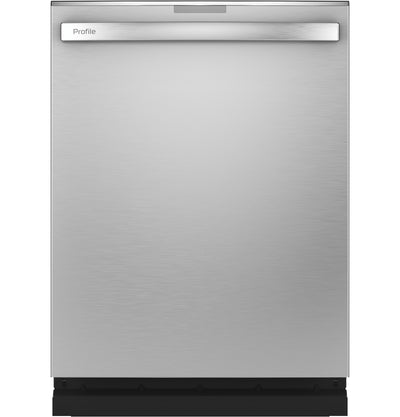 GE Profile 42 dB Top-Control Smart Dishwasher - PDT775SYNFS - Dishwasher in Stainless Steel