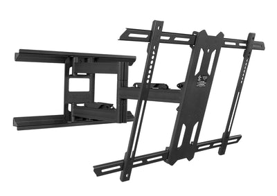 "Kanto TV Mount - Kanto PDX650 Full Motion Mount for 37"" to 75"" TVs"