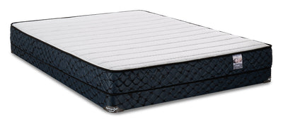 Springwall Polar Low-Profile Queen Mattress Set|Ensemble matelas à profil bas Polar de Springwall pour grand lit|POLARLQP