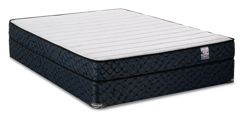 Springwall Polar Full Mattress Set|Ensemble matelas Polar de Springwall pour lit double