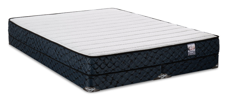 Springwall Polar Low-Profile Split Queen Mattress Set|Ensemble matelas divisé à profil bas Polar de Springwall pour grand lit