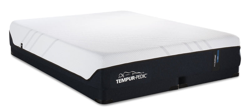 Tempur-Pedic Pro Support Low-Profile Split Queen Mattress Set|Ensemble matelas divisé à profil bas Pro Support Tempur-PedicMD pour grand lit