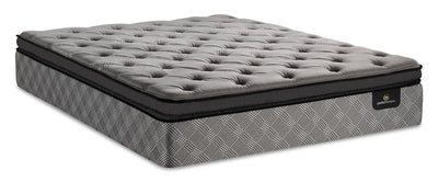 Serta Perfect Sleeper Canada's Anniversary Free Pillowtop Queen Mattress|Matelas à plateau-coussin Free Canada's Anniversary Perfect Sleeper de Serta pour grand lit|PSFREEQM