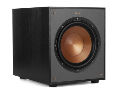"Gentec International Subwoofer - Klipsch R-100SW Powered 10"" Subwoofer - R100SWNAB"