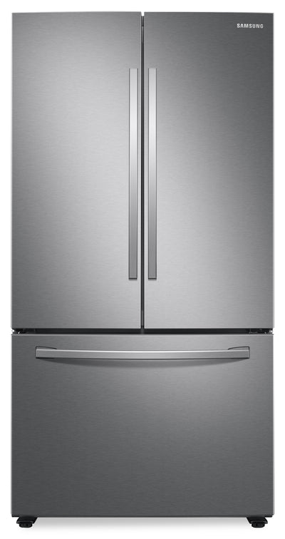 Samsung 28 Cu. Ft. French-Door Refrigerator - RF28T5021SR/AA - Refrigerator in Fingerprint Resistant Stainless Steel
