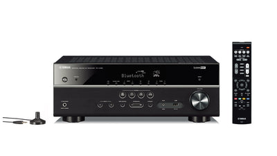 Yamaha Canada Music Receiver - Yamaha RV-V385 5.1-Channel AV Receiver