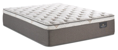 Serta Perfect Sleeper iCollection Sahar Eurotop Queen Mattress|Matelas à Euro-plateau Sahar iCollectionMD Perfect SleeperMD de Serta pour grand lit|SAHARPQM