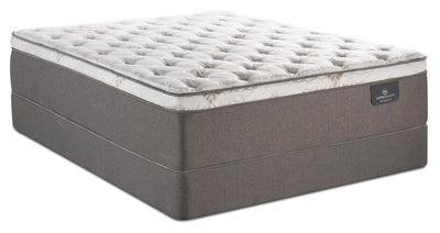 Serta Perfect Sleeper iCollection Sahar Eurotop Queen Mattress Set|Ensemble matelas à Euro-plateau Sahar iCollectionMD Perfect SleeperMD de Serta pour grand lit|SAHARPQP