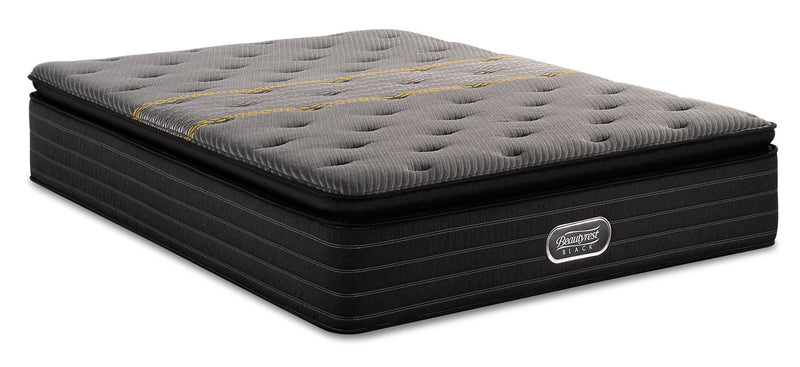 Beautyrest Black Substance Hi-Loft Pillowtop King Mattress|Matelas à plateau-coussin épais Substance Beautyrest BlackMD pour très grand lit|SBSTNCKM