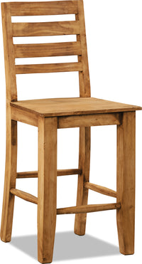 Santa Fe Rusticos Solid Pine Counter-Height Dining Chair