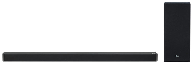 LG SL6Y 3.1 Channel 420 W Soundbar with DTS Virtual:X - SL6Y.DCANLLK|Barre de son de 420 W à 3.1. canaux LG SL6Y avec technologie DTS Virtual:X - SL6Y.DCANLLK