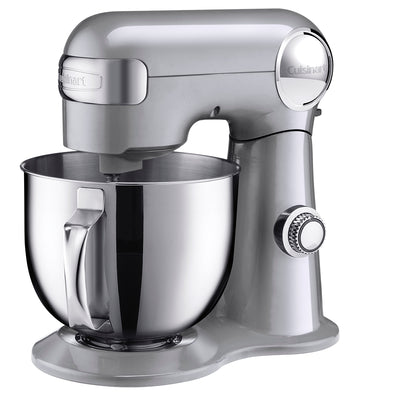 Cuisinart 5.2 L (5.5 QT) Precision Master Stand Mixer - SM-50BCC - Mixer in Stainless Steel