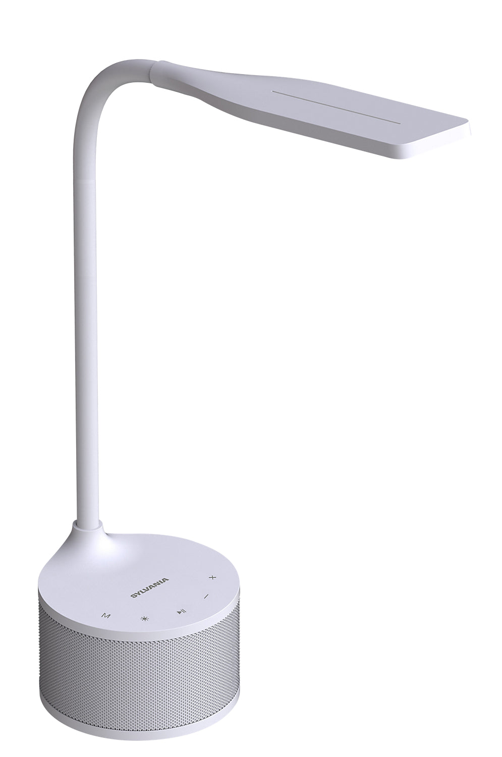Sylvania Led Table Lamp With Bluetooth Speaker The Brick