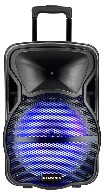 "Sylvania Bluetooth Speaker - Sylvania 12"" Tailgater Bluetooth Speaker - SPA125"