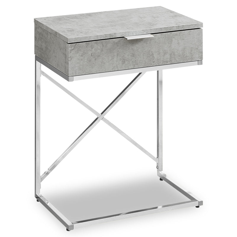 Spain Grey Accent Table | Table d'appoint Spain grise