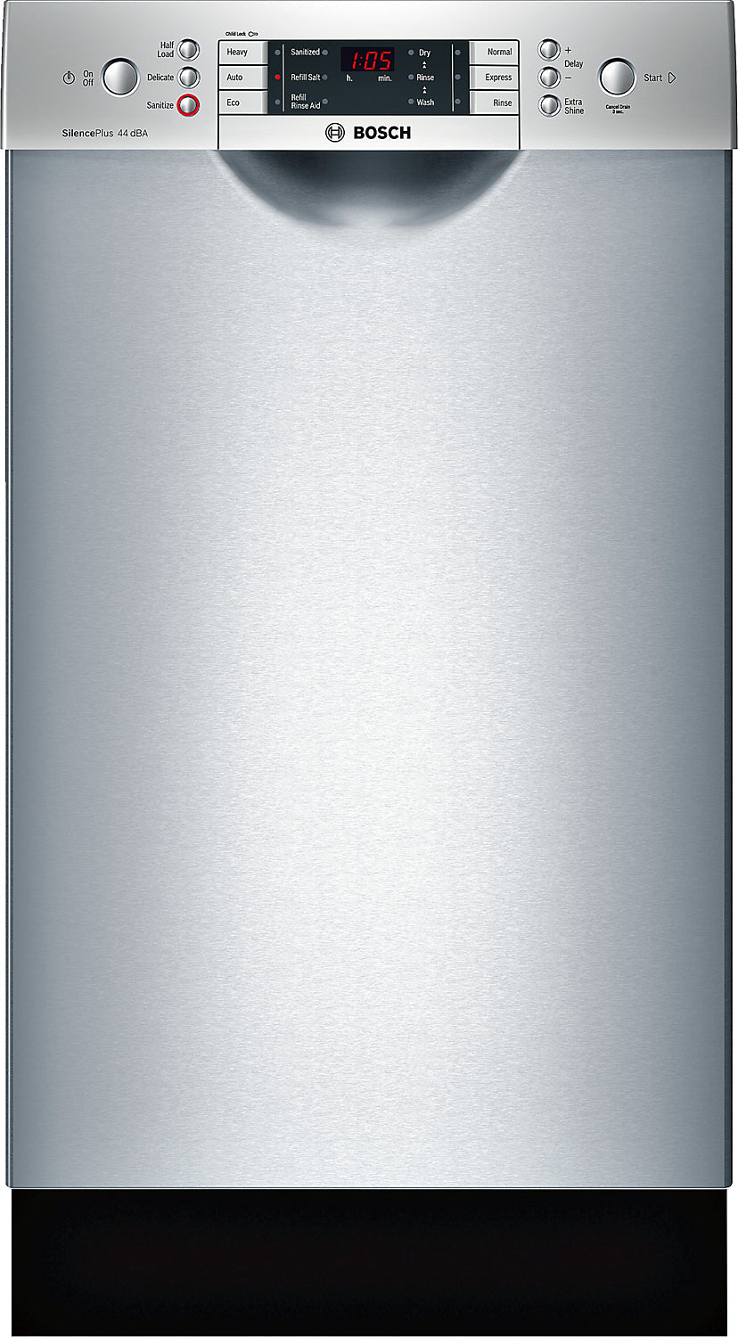 Bosch 800 Series Compact Built In Dishwasher Spe68u55uc The Brick