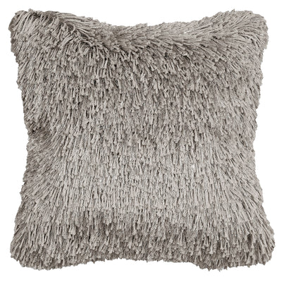 "Sparkle 20"" Accent Pillow - Grey