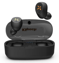 Klipsch S1 True Wireless Bluetooth Headphones with Wireless Charging Case - ST1TW