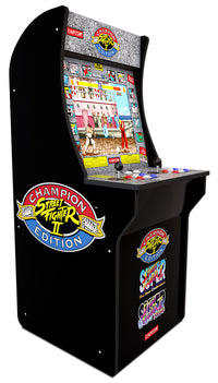 Borne de jeu Arcade1Up Street FighterMD