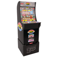 Arcade1Up Street Fighter™ Arcade Cabinet with Riser