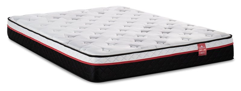 Springwall True North Superior Eurotop Twin Mattress|Matelas à Euro-plateau True North Superior de Springwall pour lit simple|SUPERITM
