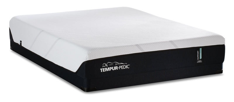 Tempur-Pedic Support Hybrid Low-Profile Queen Mattress Set|Ensemble matelas à profil bas Support Hybrid Tempur-PedicMD pour grand lit|SUPHYLQP