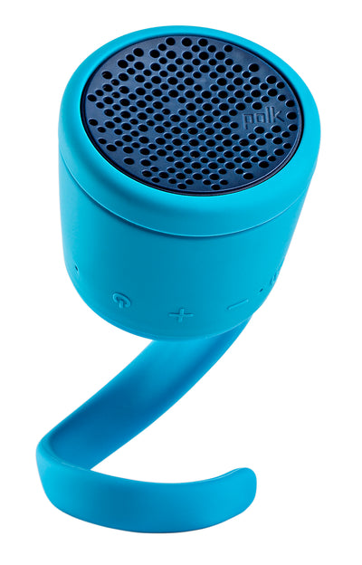 Polk Audio Bluetooth Speaker - Polk BOOM Swimmer Duo Waterproof and Dirtproof Bluetooth Speaker - SMNBE-A/B