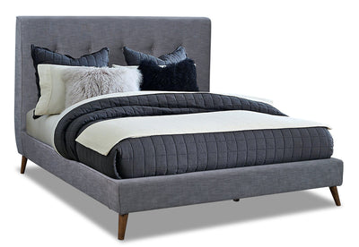 Taja Queen Bed|Grand lit Taja|TAJAGQBD