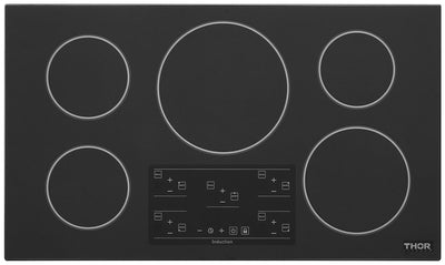 "Thor Kitchen 36"" Induction Cooktop - TEC3601I-C2