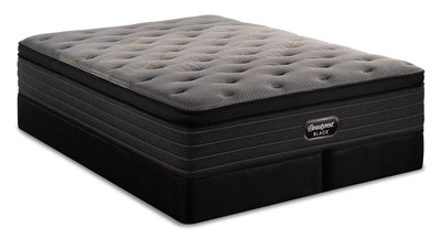 Beautyrest Black Technique Eurotop King Mattress Set|Ensemble matelas à Euro-plateau Technique Beautyrest BlackMD pour très grand lit|TECHNQKP