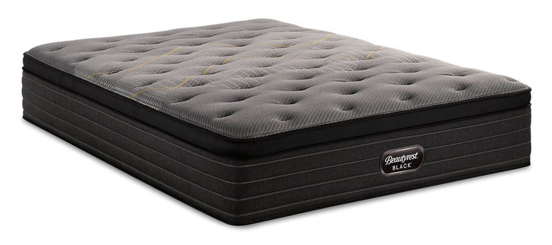 Beautyrest Black Technique Eurotop Queen Mattress|Matelas à Euro-plateau Technique Beautyrest BlackMD pour grand lit