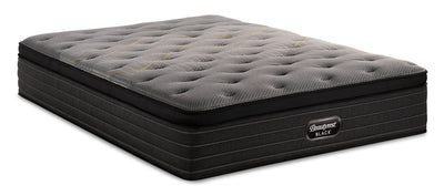 Beautyrest Black Technique Eurotop King Mattress|Matelas à Euro-plateau Technique Beautyrest BlackMD pour très grand lit|TECHNQKM