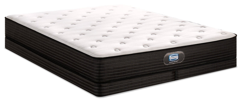 Simmons Do Not Disturb Titan Low-Profile King Mattress Set|Ensemble matelas à profil bas Titan Do Not DisturbMD de Simmons pour très grand lit