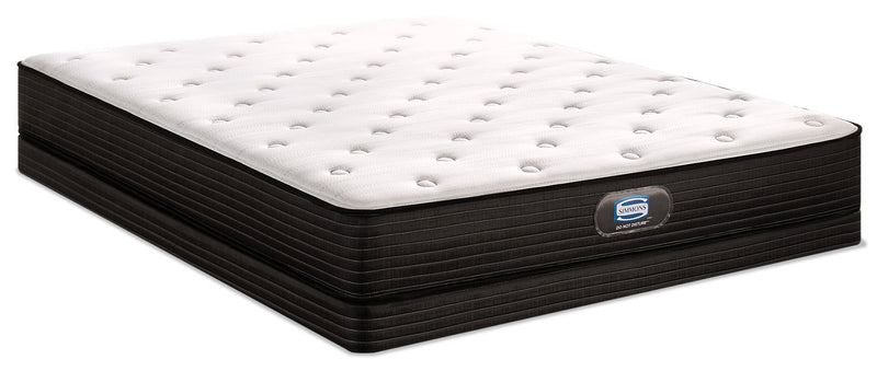 Simmons Do Not Disturb Titan Low-Profile Queen Mattress Set|Ensemble matelas à profil bas Titan Do Not DisturbMD de Simmons pour grand lit