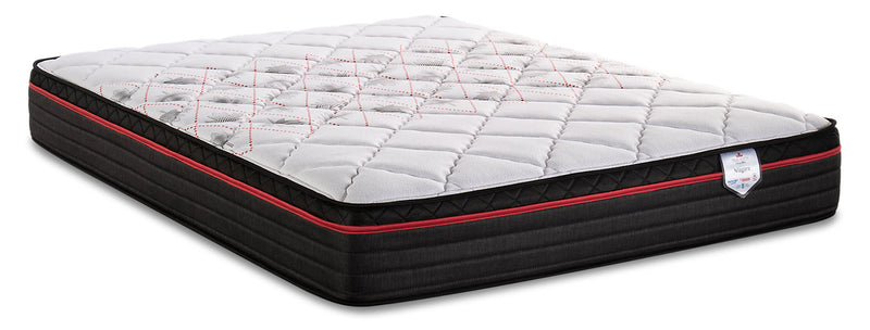 Springwall True North Chiropractic Niagara Eurotop Queen Mattress|Matelas à Euro-plateau True North Niagara ChiropracticMD de Springwall pour grand lit