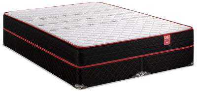 Springwall True North Erie Split Queen Mattress Set|Ensemble matelas divisé True North Erie de Springwall pour grand lit|TNERISQP